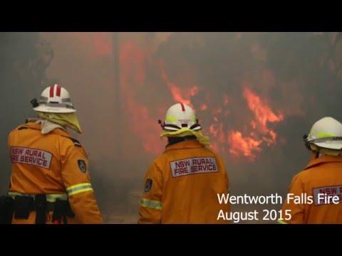 2015 - 16 NSW Bush Fire Season