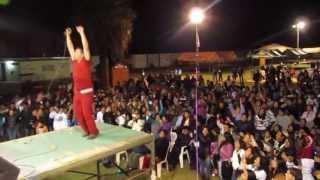 Los Borgia - Cariñito - Presentación en San Pedro de Lloc