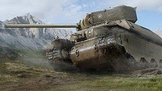 World of Tanks - T1 Heavy - Many ricochet