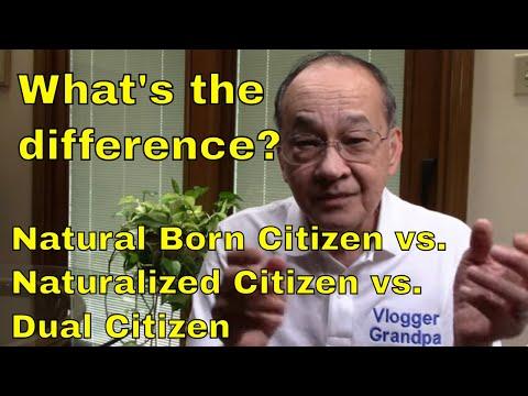 Philippine Natural Born Citizen Vs Naturalized Citizen Vs Dual Citizen [What Is The Difference?]