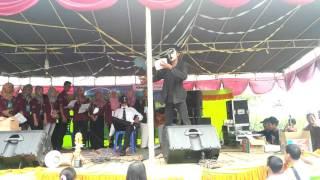 Drama musikalisasi puisi (perpisahan mahasiswa KKN UNISSULA Dusun Sumogawe 2015)