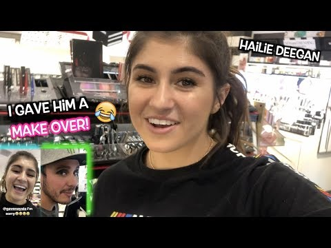 Day In The Off Season Life | Hailie Deegan