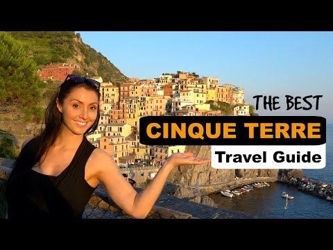CINQUE TERRE TRAVEL GUIDE 2018: Monterosso, Manarola, Riomaggiore, Vernazza, Corniglia