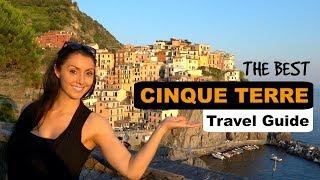 CINQUE TERRE TRAVEL GUIDE 2019: Monterosso, Manarola, Riomaggiore, Vernazza, Corniglia