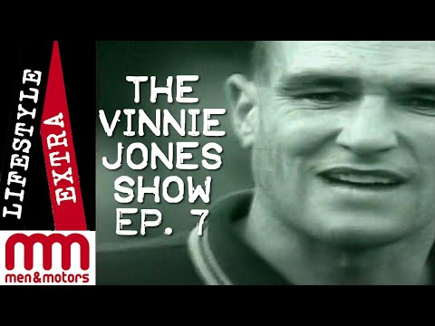 The Vinnie Jones Show: Ep. 9