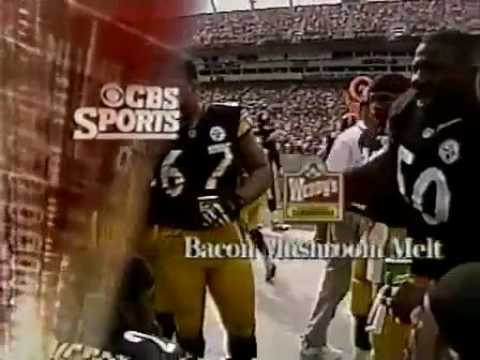 2001 NFL on CBS Promo 8