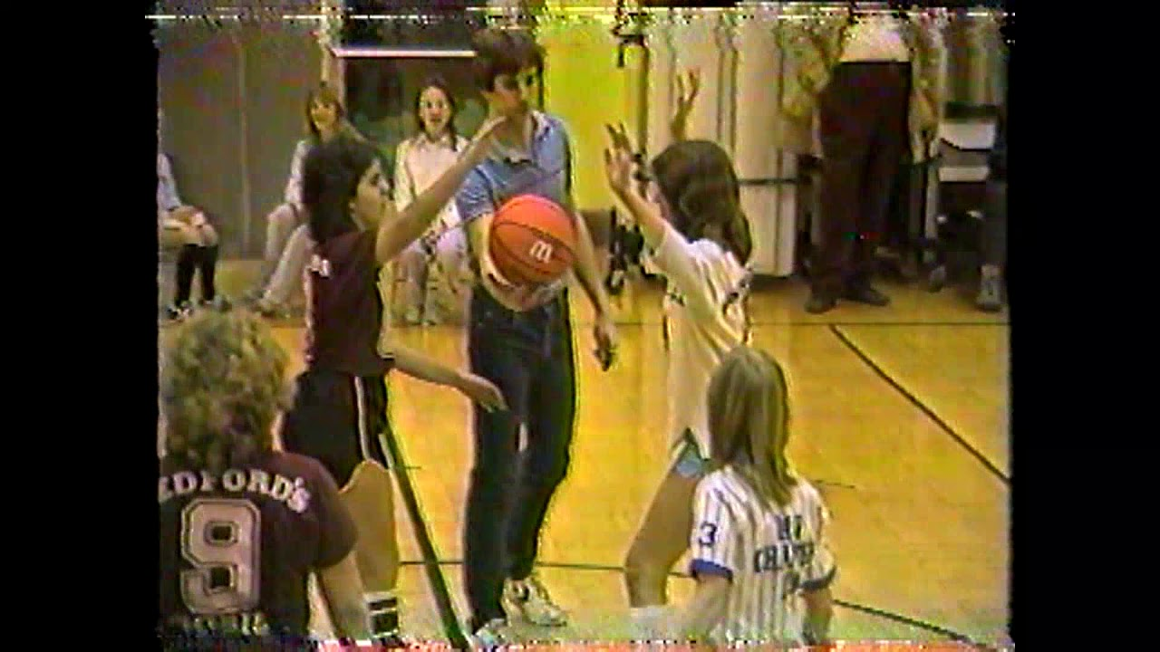 Champlain - Rouses Point 5&6 Girls  1-18-85