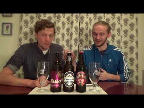 Rampant Lion Reviews: Introducing a German to some classic Scottish Beer