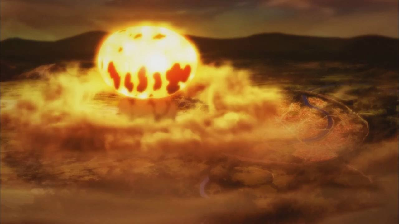 Anime nuclear explosions youtube