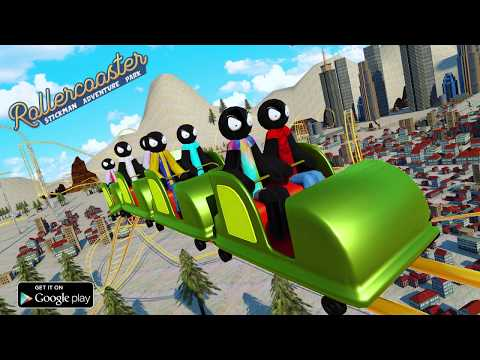 Stickman Roller Coaster For Pc - Download For Windows 7,10 and Mac