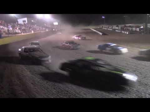 Salina Speedway 7-26-19 *Coors Light* IMCA Stock Cars