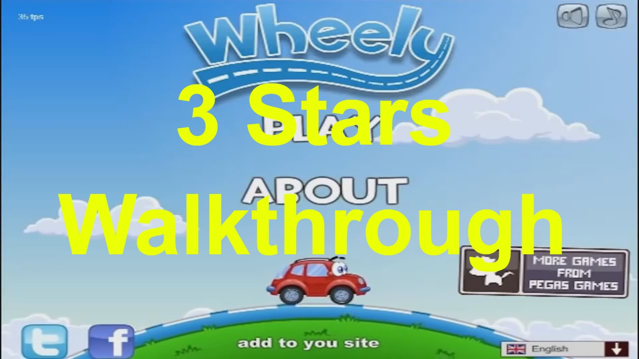 Wheely Level 1 15 Walkthrough Game Gamewithplay