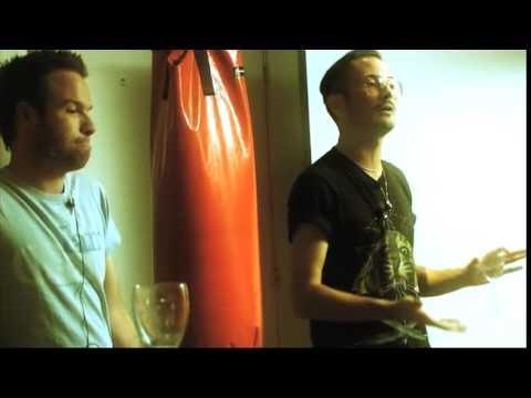 Rune Tolsgaard & Michael Noer at LYNfabrikken