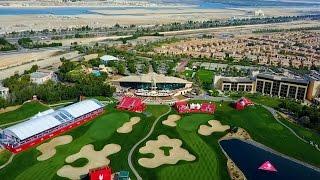 Abu Dhabi Night Golf + Testing The New Titleist Pro-V1