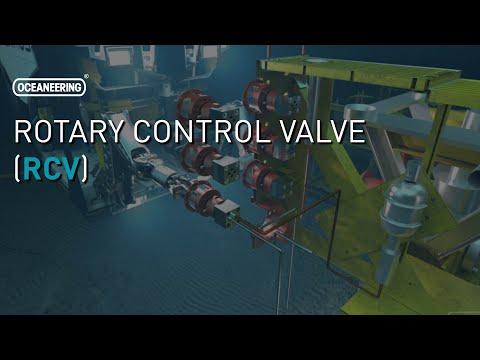 Rotary Control Valve (RCV) | Oceaneering