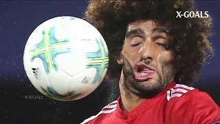 ⚽ FUNNY FOOTBALL • BALL HIT THE FACE • GOALKEEPER FACE SAVES