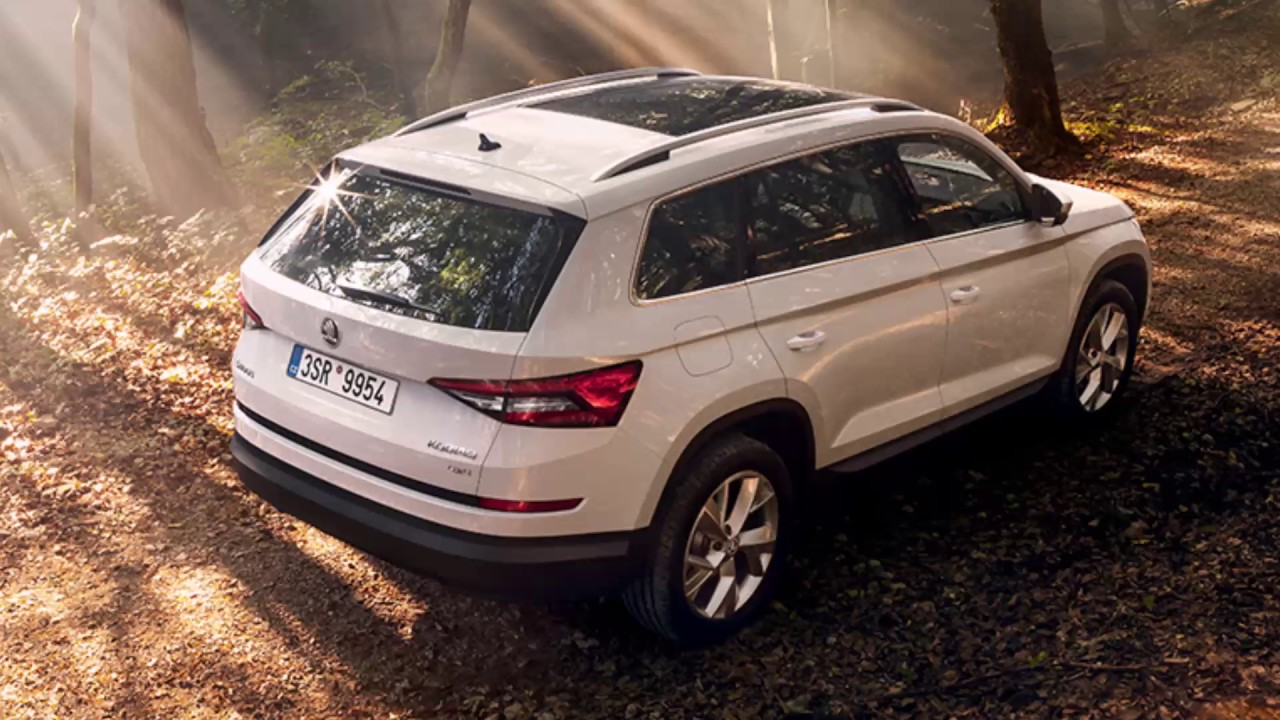 Skoda Kodiaq 2017, Price in India,Specifications,features ...