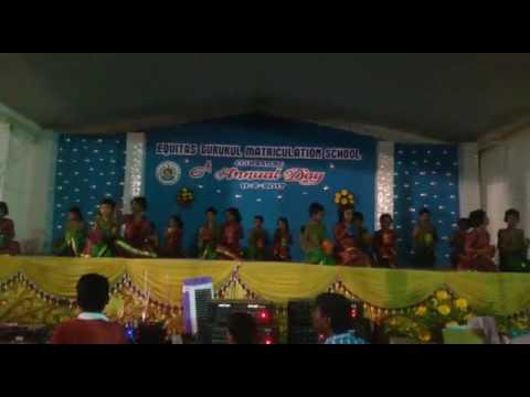 Kuravan kurathi song dance