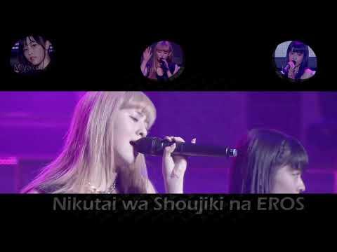 [Collaboration] Risako, Mizuki, Tomoko - Nikutai wa Shōjiki na Eros