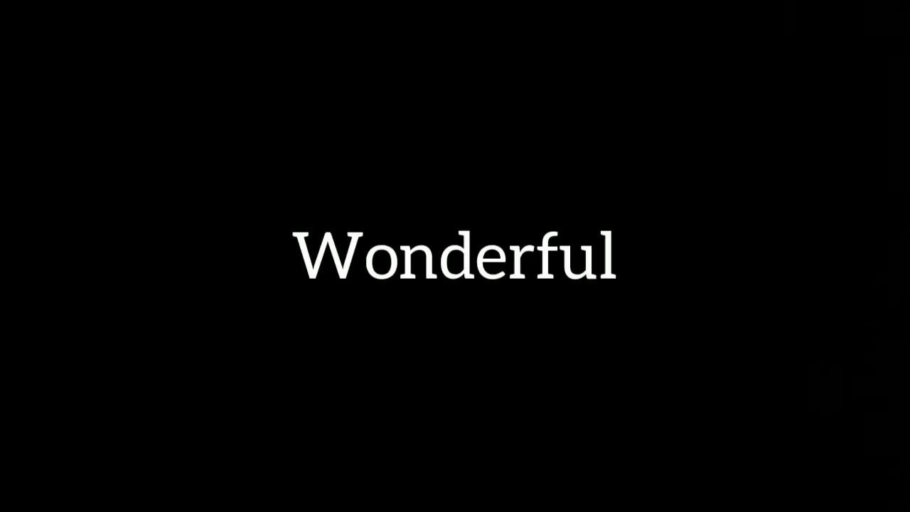 Download Wonderful - Ja Rule Ft. R.Kelly, Ashanti (Letra en español)