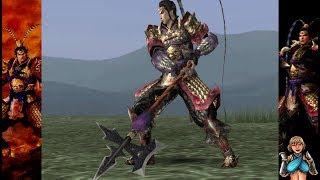 Samurai Warriors XL Mod - Lu Bu Gameplay (Chaos Difficulty) #MusouMay
