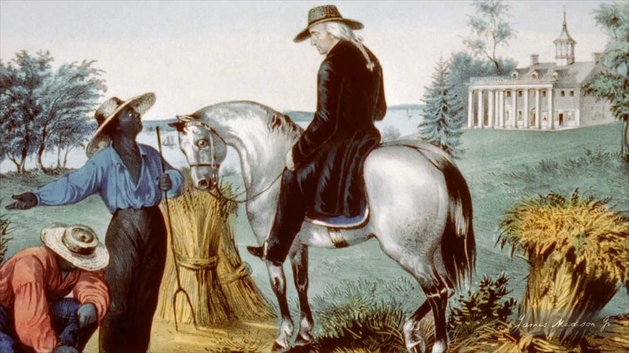 george washington could not afford to end slavery Founding fathers and slaveholders  so jefferson could condemn slavery in words, but not in deeds  as washington's second term was coming to an end, if george washington goes back to his .