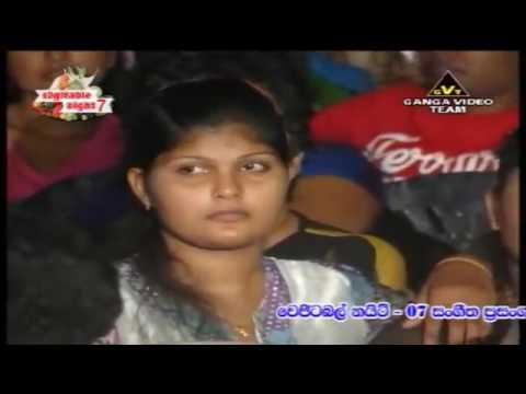 Asanga Priyamantha Flash Back Vegetable Night 07 2015