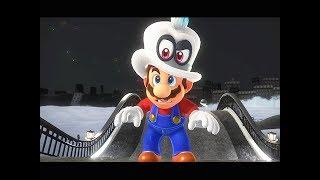 Super Mario Odyssey E3 Trailer  (E3 2017)