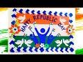 Republic Day decoration bulletin board ideas/Independence day bulletin board ideas