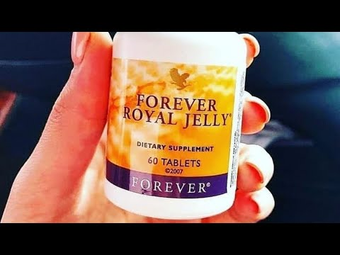Sữa ong chúa – Forever Royol Jelly