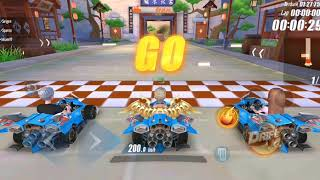 Duel Antara Top Rank 123 SPEED DRIFTERS