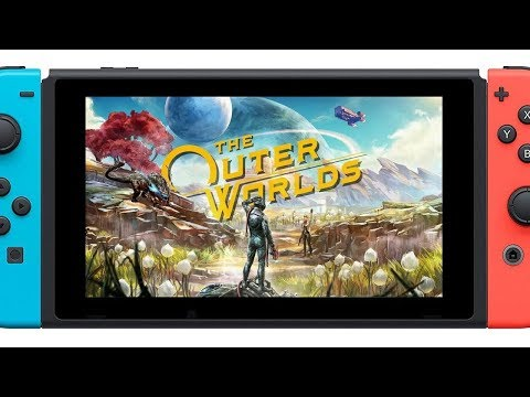 Играем в Outer Worlds на Nintendo Switch (Denis Major)