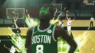 NBA 2K19 REBOUND RIM PROTECTOR MIXTAPE!!