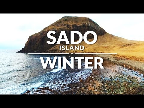 All about Sado in Winter | One Minute Japan Travel Guide