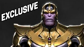 Thanos Almost Had A Much Bigger Role In Guardians Of The Galaxy