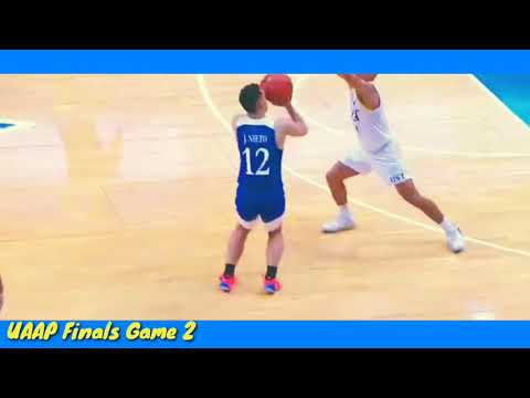 Ateneo Blue Eagles Vs UST Growling Tigers Game 2 Final Minutes Full Highlights | 2nd Half Highlights