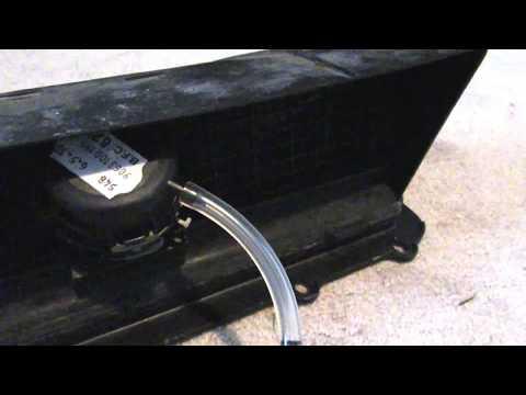 Recirculation flap repair