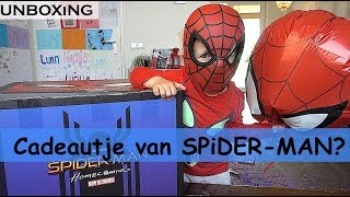 SPIDERMAN VERRASSiNG?   LUAN BELLINGA VLOG #44