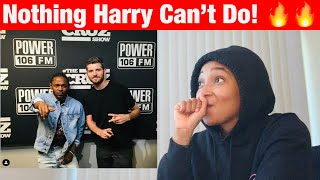 Kendrick Lamar Inspired by Harry Mack freestyle reaction