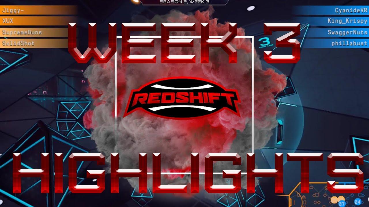 Week 3 Highlights