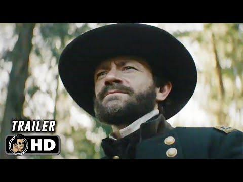 GRANT Official Trailer (HD) HISTORY LIMITED SERIES