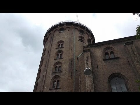 Danmark. Rundetårn 2014. København.