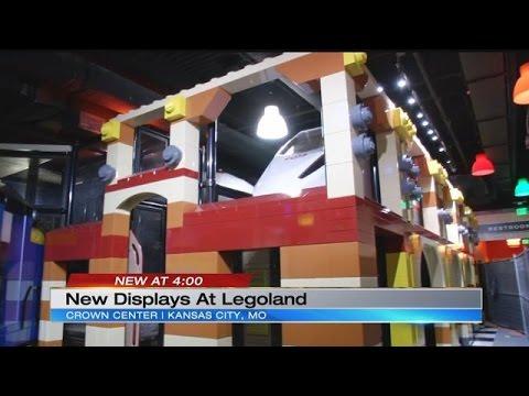 Renovations underway at Legoland Discovery Center Kansas City