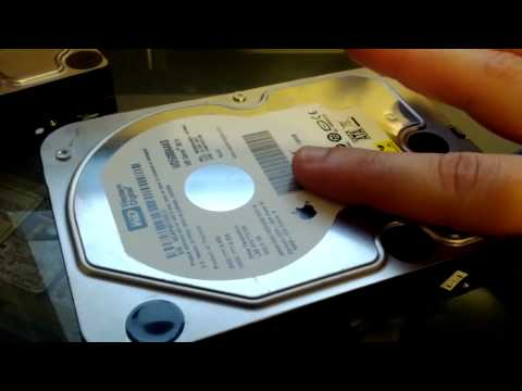 The road to hard drive failure: Sounds
