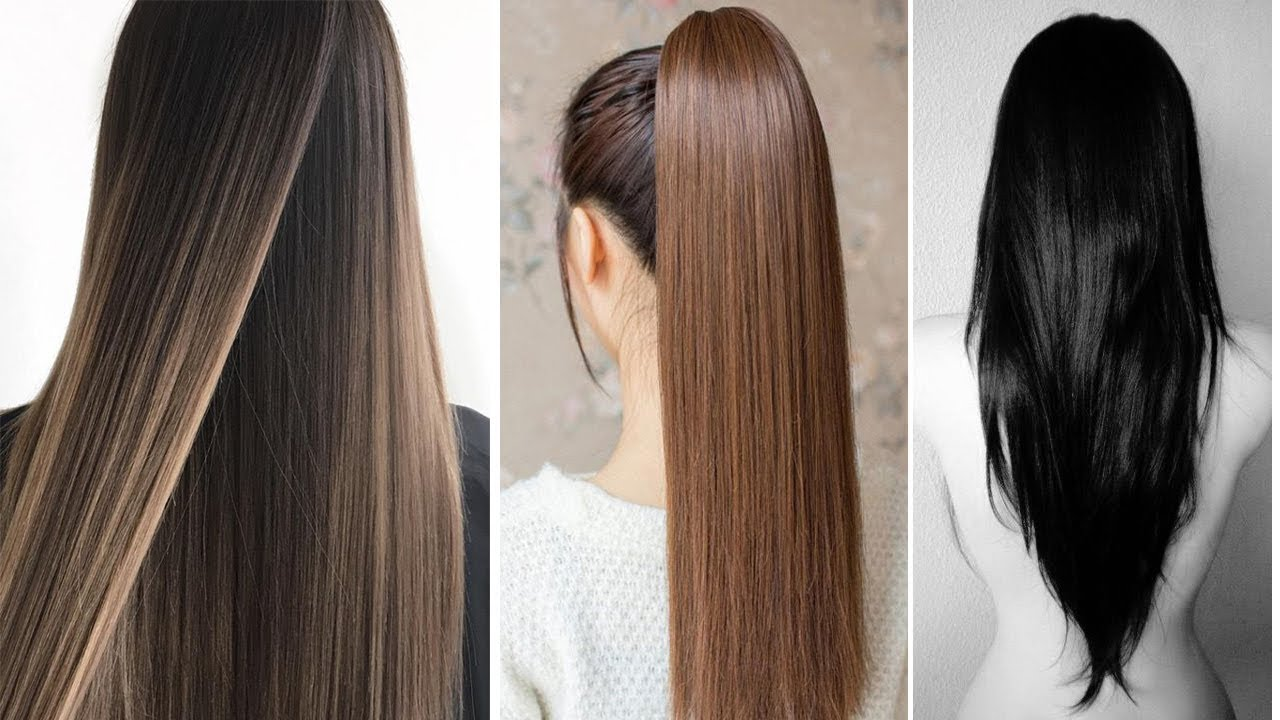 Straight permanent hair - Permanent Hair Straightening Home Remedies To Get Straight Hair Naturally Without Any Chemicals
