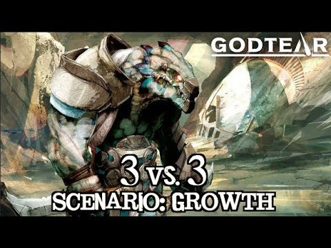 Godtear (0.7) - Ep 02 - 3vs3 'Growth'