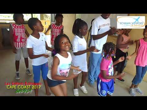 colonie de vacance au GHANA