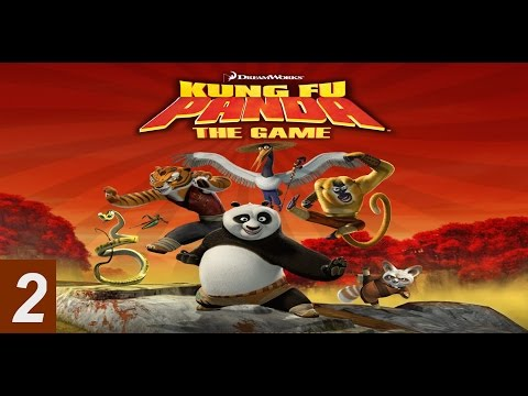 "Kung Fu Panda (The video game) Part 2 - ""PROTECT THE PALACE"" - Let's Play Walkthrough"