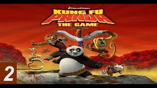 "Kung Fu Panda (The video game) Part 2 - ""PROTECT THE PALACE"" - Let"