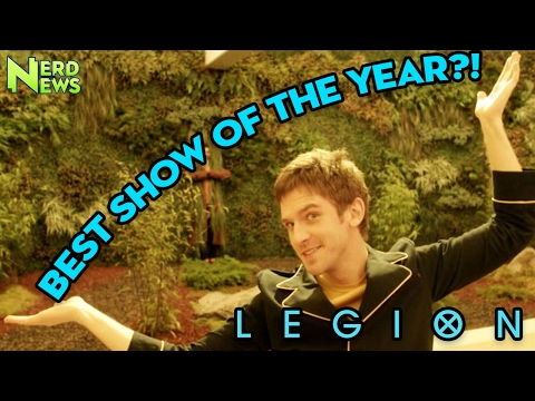 Legion Episode One Review - The Best Superhero Show EVER?!